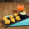 Pinsec Frito with Onion Dip