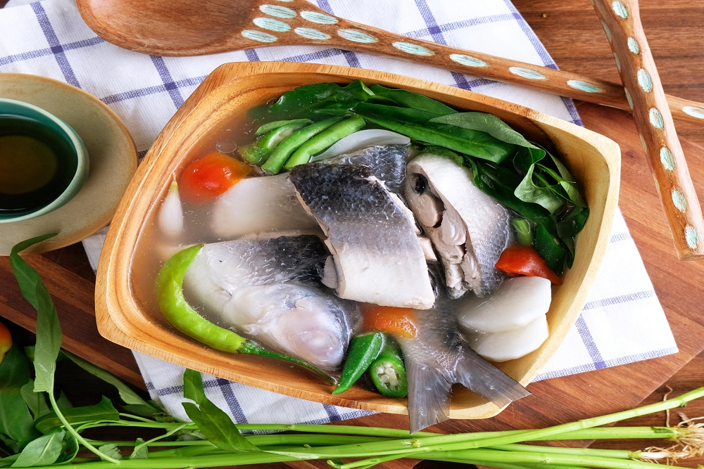 Find Comfort In Sinigang Na Bangus Tangy And Umami Goodness Sarangani Bay
